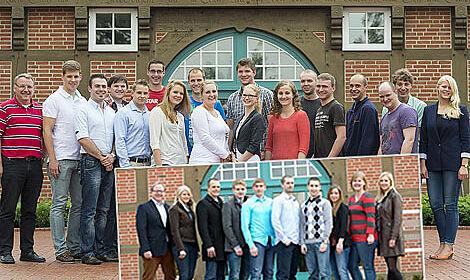 29 Auszubildende haben mit Bravour ihre IHK-Prüfungen bestanden
