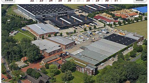 Big Dutchman-Unternehmenszentrale in Vechta-Calveslage