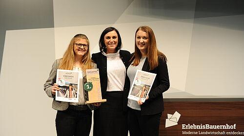 Preisträger Platz 1 Österreich