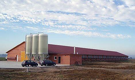 Stalltechnik / Fütterungsanlagen im Geflügelstall für die Hähnchenmast, Putenhaltung, Abluftreinigung und das Stallklima