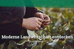 Farming 4.0  in der modernen Landwirtschaft