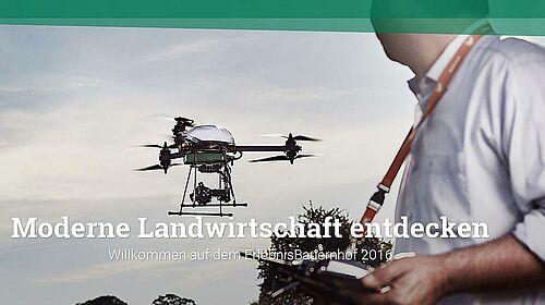 Neue Webseite: ErlebnisBauernhof 2016