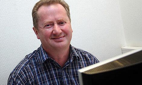 Seit 35 Jahren bei Big Dutchman: Rolf Büssing