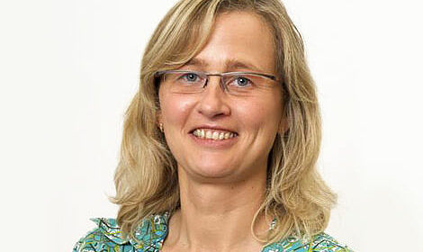 Simone Ruholl: 25jähriges Arbeitsjubilämum