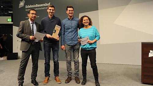 Preisträger Platz 2 Österreich