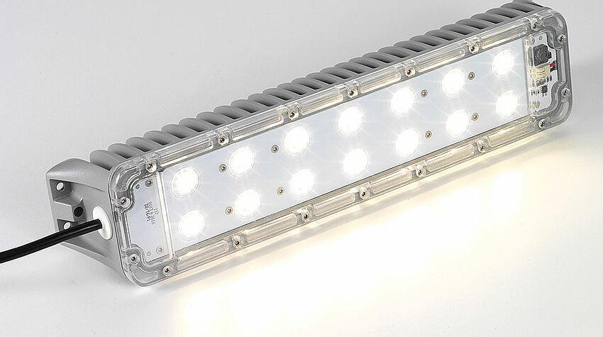 LED-Flächenleuchte HELIOS