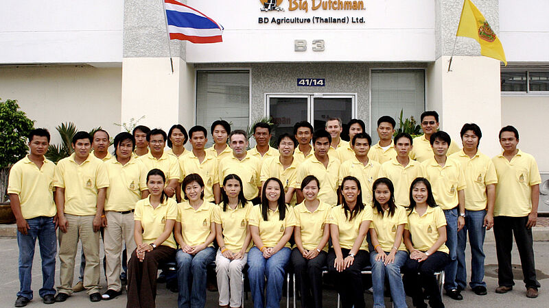 BD Agriculture Thailand