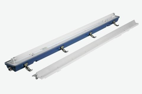 LED-Nachrüstsatz für konventionelle Wannenleuchten