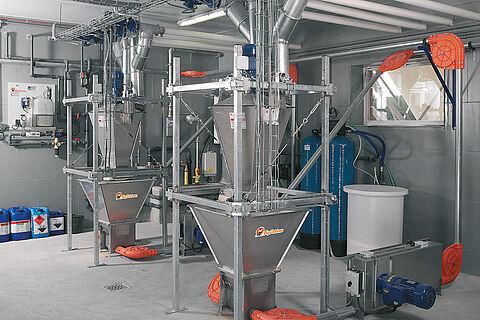 Trockenfütterung DryExact pro