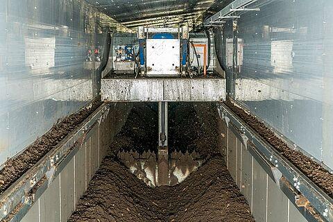 Kompostieranlage CompoLiner