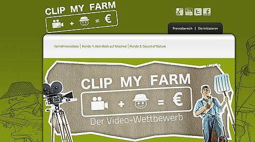 Clip my Farm