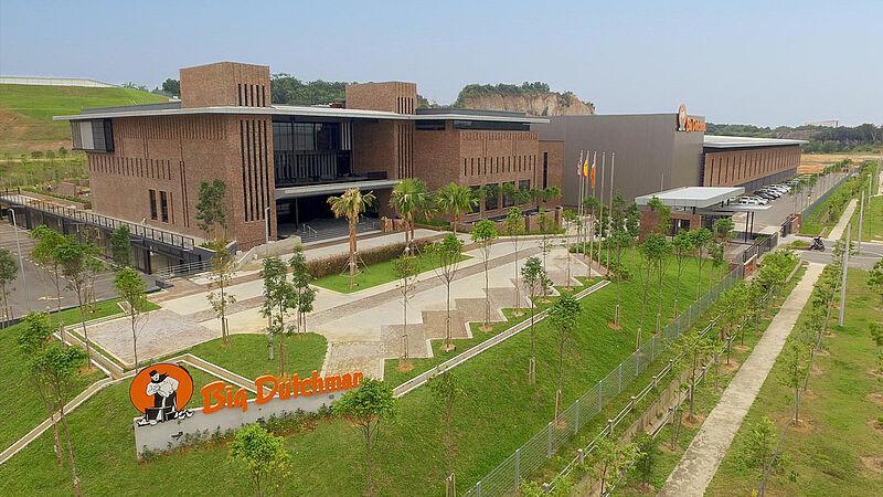 Big Dutchman Standort in Malaysia