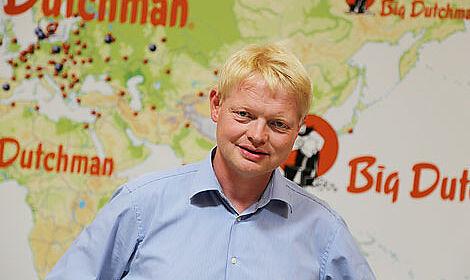Frank Deters: 25 Jahre Betriebszugehörigkeit bei Big Dutchman