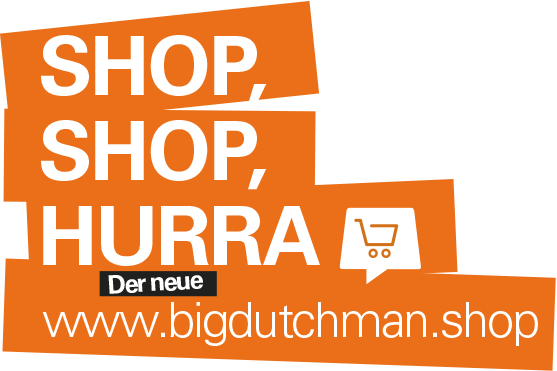 Shop, Shop Hurra – Der neue Big Dutchman Shop